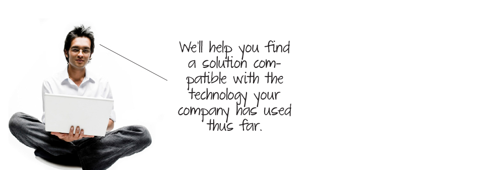 we help you to find a solution