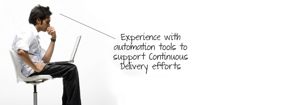 experence with automation tools